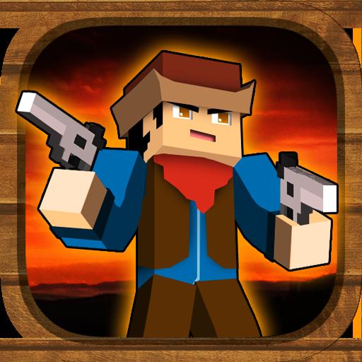 動作App Wild West Cube Games LOGO-3C達人阿輝的APP