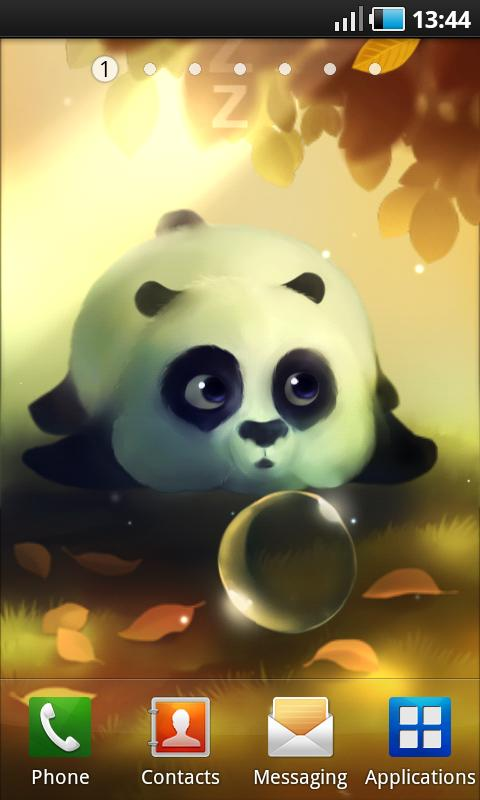 Panda Dumpling - screenshot