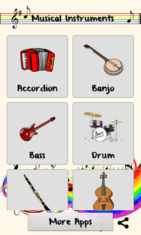 Musical Instruments - ...