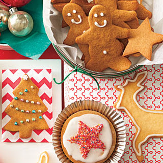 Gingerbread Cookies