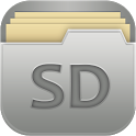 Apps2SD card (move to sd card) icon