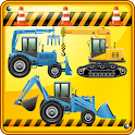 Digger Games for Kids Toddler icon