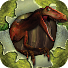 Virtual Pet Dinosaur: Raptor icon