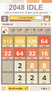 2048 IDLE: More than Clicker v4.6