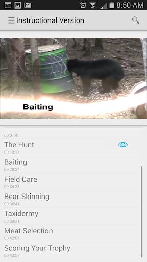 kApp - Black Bear Hunting Tips