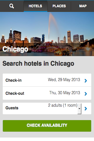 【免費旅遊App】Chicago Hotels Booking Cheap-APP點子