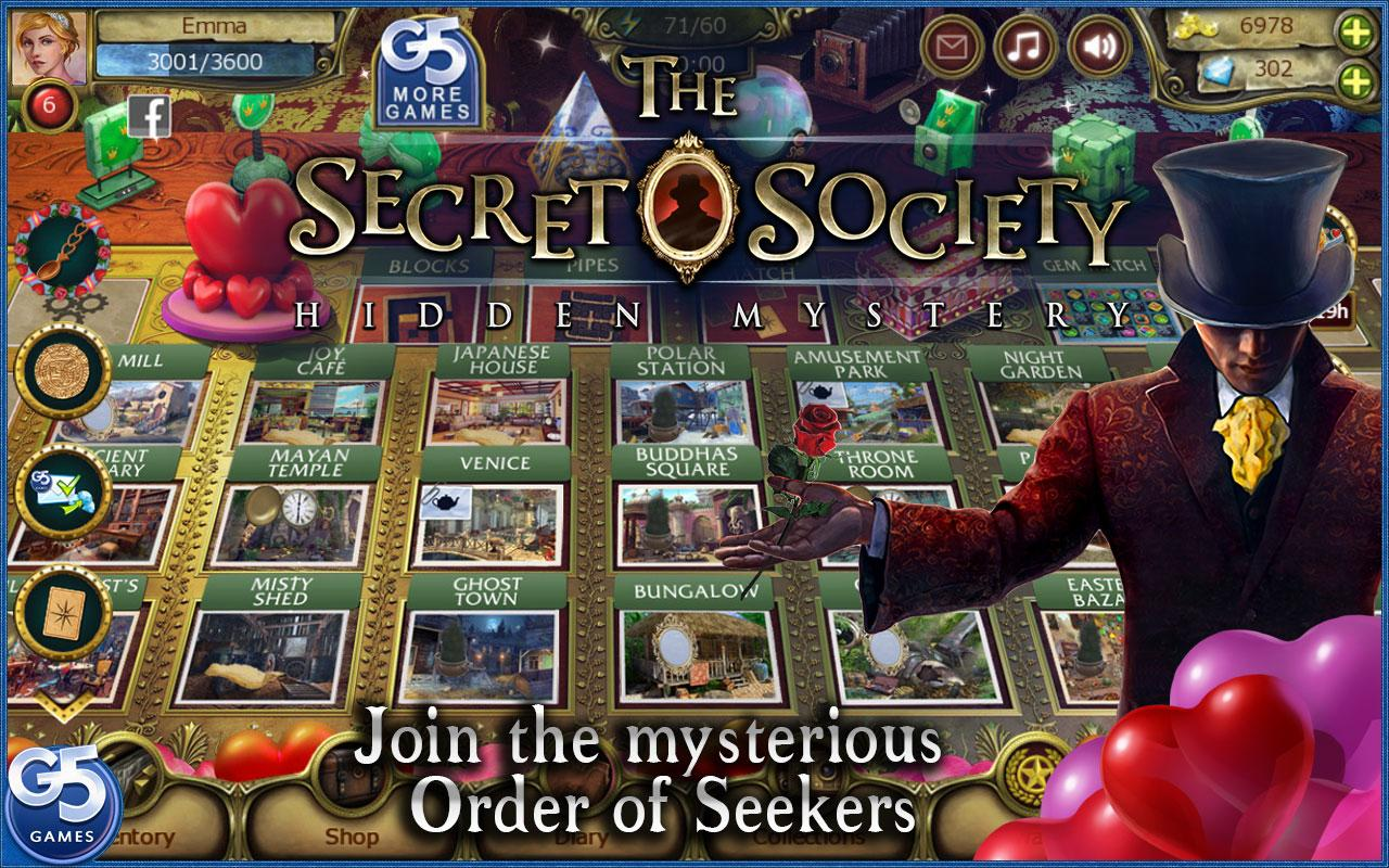 The Secret Society® - screenshot