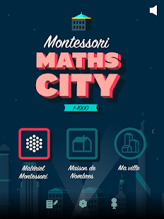 Montessori Maths City – Vignette de la capture d'écran