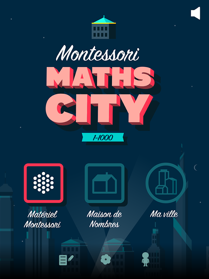 Montessori Maths City – Capture d'écran