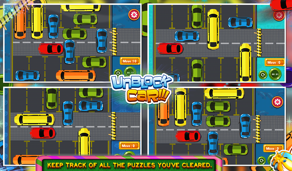 UnBlock Car- screenshot