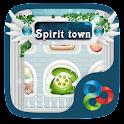 Spirit Town GO Launcher Theme