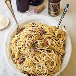 Pancetta Pasta Italian Recipes.
