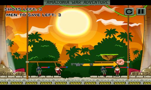 Amazonia War Adventure
