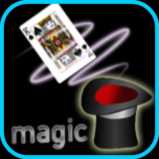 棋類遊戲App 魔術撲克 LOGO-3C達人阿輝的APP