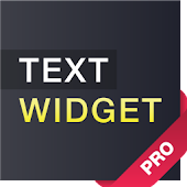 Text widget (donate)
