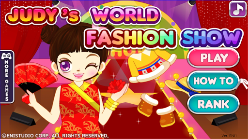 Judy's World Fashion Show