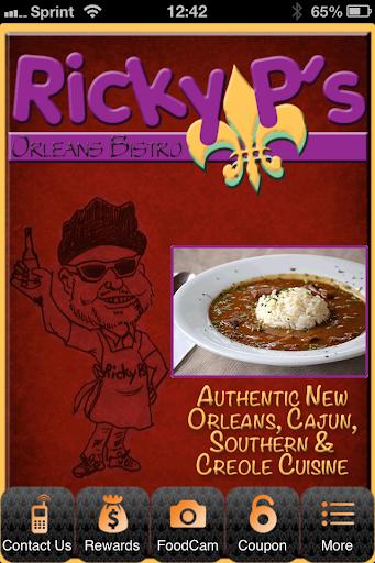 免費生活App|Ricky P's Restaurant|阿達玩APP