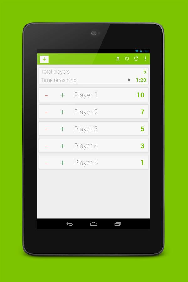 Score Counter- screenshot