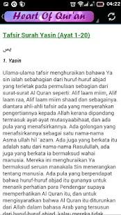 YASIN,Terjemahan & Tafsir-MP3 - náhled