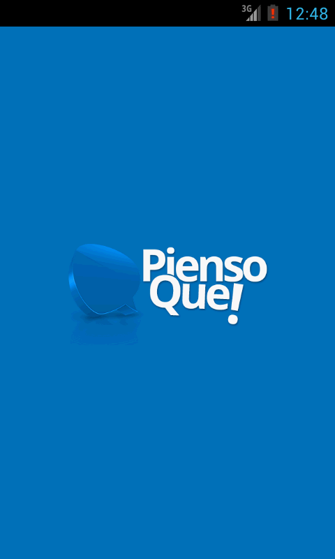 PiensoQue- screenshot