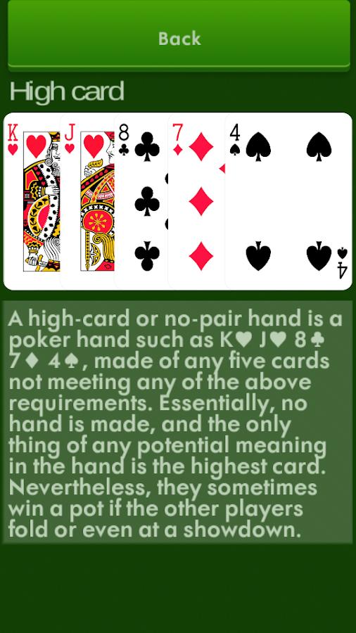 Positive ev poker hands