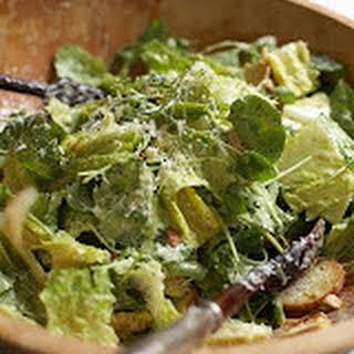 Nic's Caesar Salad Dressing.