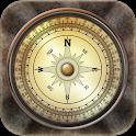 البوصلة – Compass logo