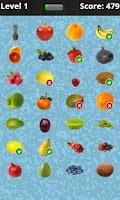Screenshot of Fruity & Co Quiz