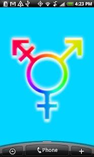 Pride Rainbow Live Wallpaper- screenshot thumbnail