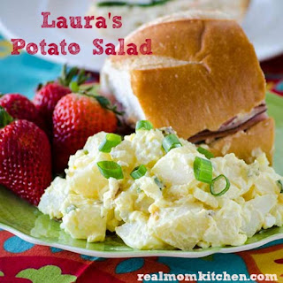 Laura's Potato Salad.