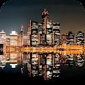 New York Night City LWP icon