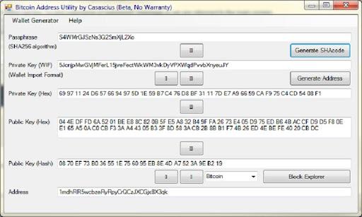 Bitcoin wallet generator offline / Cav coin offers hyderabad
