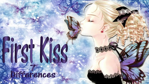 First Kiss Find Differences