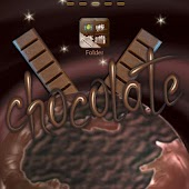 Chocolate GO Launcher EX Theme