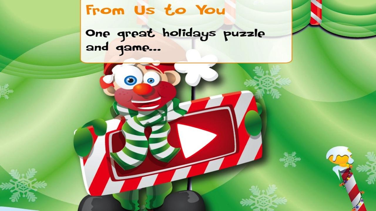PUZZINGO Holidays Puzzle - screenshot
