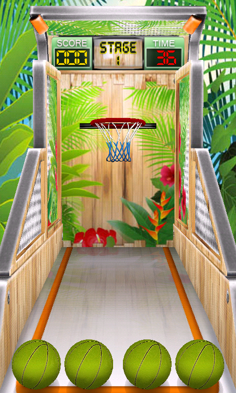 Basketball Mania- screenshot
