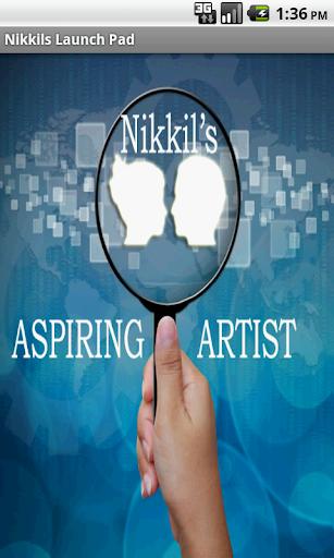 Nikkils Launch Pad