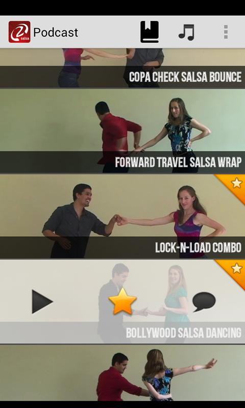 Pocket Salsa Free- screenshot
