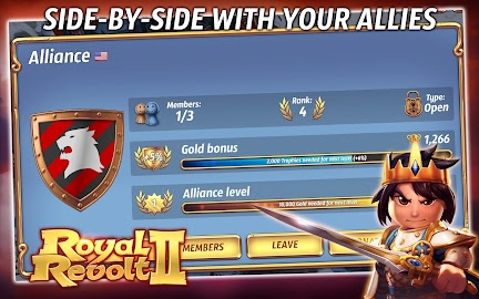 Royal Revolt 2 Screenshot 4