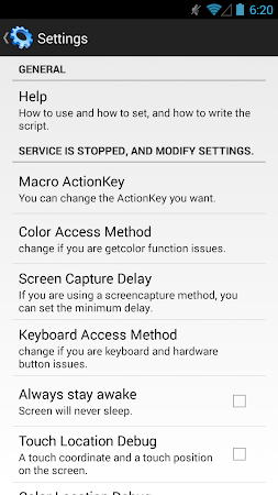 HiroMacro Auto-Touch Macro 2.1.5 screenshot 303037