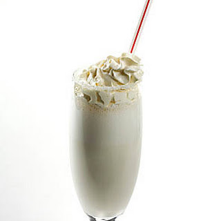 Low Carb Vanilla Milkshake