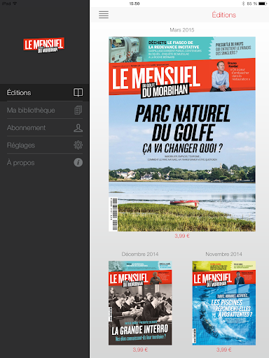 Le Mensuel du Golfe Morbihan
