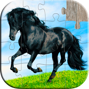 Horse games – Jigsaw Puzzles for PC and MAC