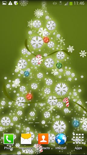 玩免費個人化APP 下載聖誕樹動畫壁紙 app不用錢 硬是要APP