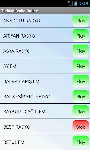 免費音樂App|土耳其廣播電台在線|阿達玩APP