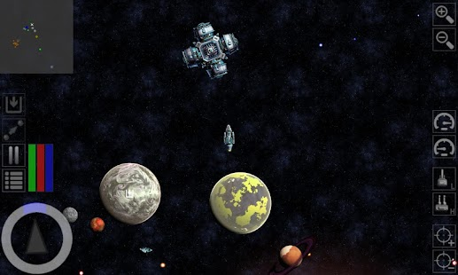 Space Captain - Full- screenshot thumbnail