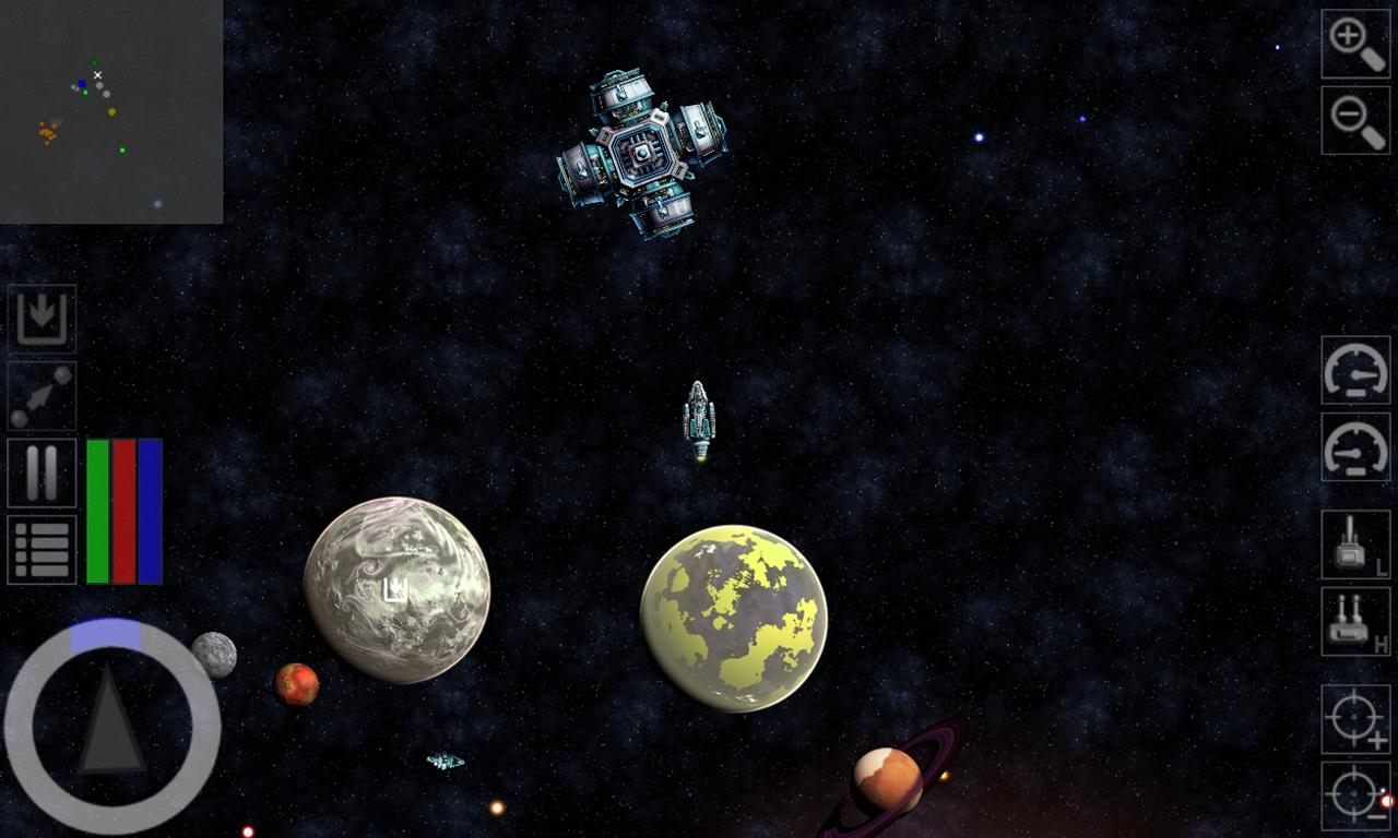Space Captain - Full- screenshot