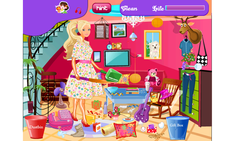 My Princess Room Cleaning Up - screenshot