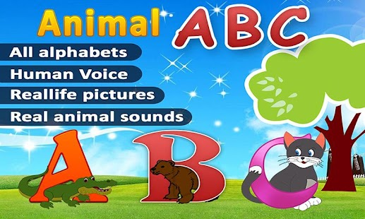 Kids Animal ABC Alphabet sound 教育 App-癮科技App