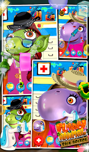 Funny Animal Face Doctor v3.0